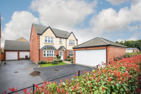 5 bedroom detached house for sale - Lee Road, Harlestone Manor, Northampton