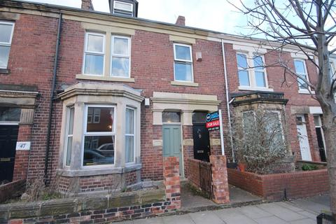 4 bedroom maisonette for sale - Mundella Terrace, Newcastle Upon Tyne