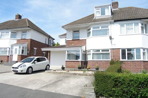 4 bedroom semi-detached house for sale - Crossfield Road, Barry, The Vale Of Glamorgan. CF62 7NL