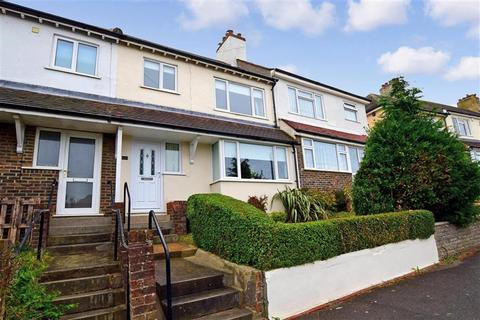 3 bedroom terraced house for sale - Bevendean Crescent, Brighton, East Sussex