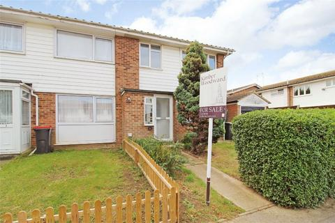 3 bedroom end of terrace house for sale - Cornwall Road, Greenhill, Herne Bay, Kent