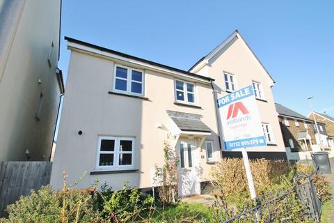 3 bedroom semi-detached house for sale - Holly Berry Road, Lee Mill Bridge, Ivybridge