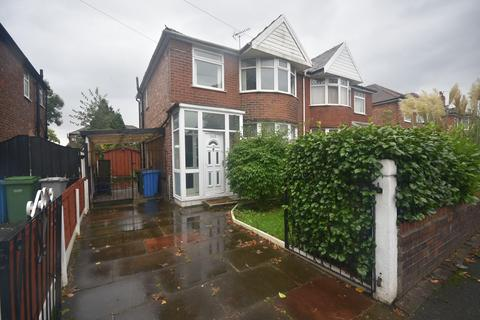 3 bedroom semi-detached house for sale - Kings Road, Manchester, M16 0JQ