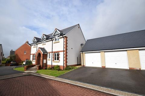 4 bedroom detached house for sale - 9 Llys Y Fedwen, Parc Derwen, Coity, CF35 6DZ