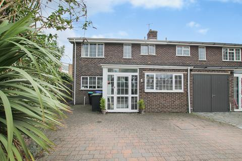 3 bedroom semi-detached house for sale - The Moorings, Shoreham-by-Sea, West Sussex, BN43 5JB