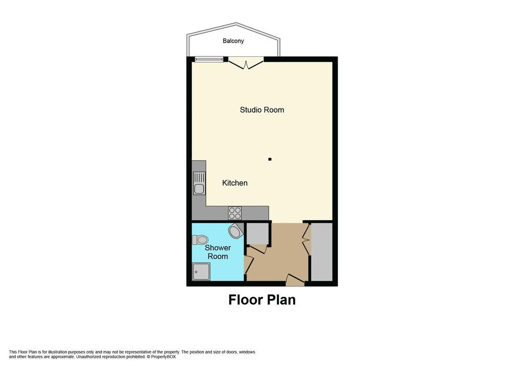 Floorplan: Marcus House...
