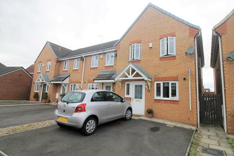 3 bedroom end of terrace house for sale - Summerfield Grove, Thornaby