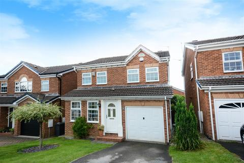 4 bedroom detached house for sale - Abbeyhill Close, Ashgate, Chesterfield