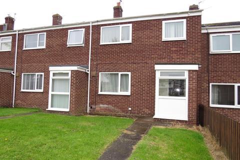 3 bedroom terraced house for sale - Lyncroft, Ashington