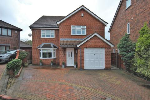 4 bedroom detached house for sale - Cedardale Park, Widnes, WA8