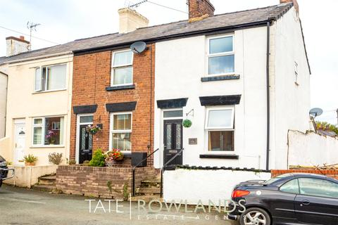 2 bedroom end of terrace house for sale - Emlyn Cottages, New Brighton Road, Bagillt, Flintshire, CH6
