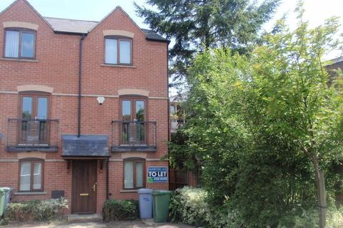 4 bedroom end of terrace house to rent - Sherwood Court, Newark
