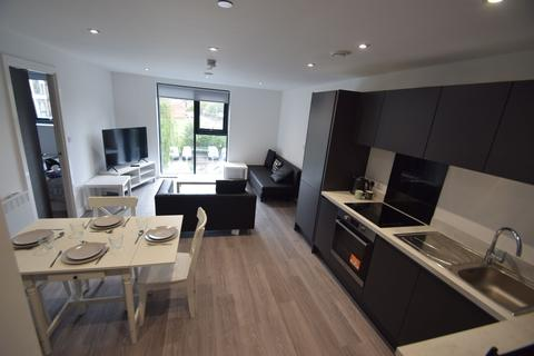 2 bedroom apartment to rent - Downtown, Salford, M5 4UU