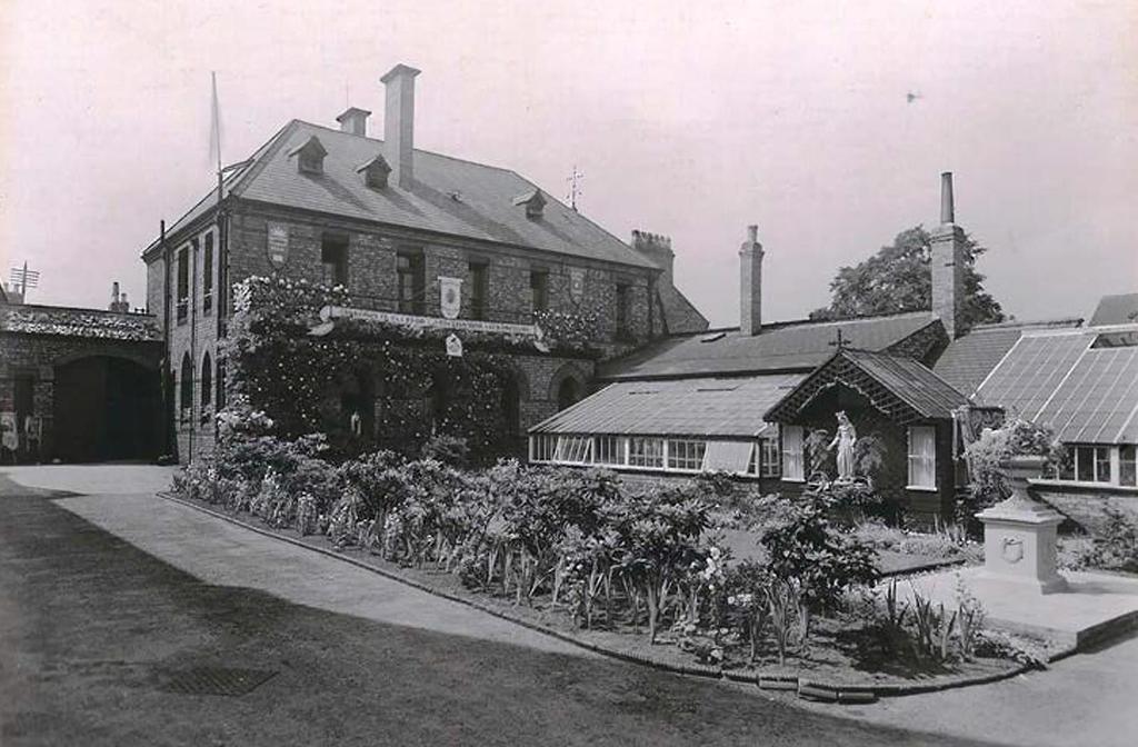 Historic Garden View