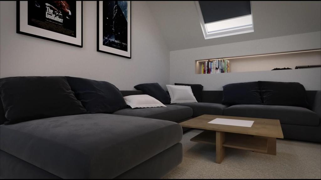 Cinema Room/Playroom