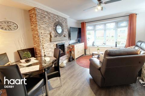 3 bedroom detached bungalow for sale - Croft Close, Spondon, Derby