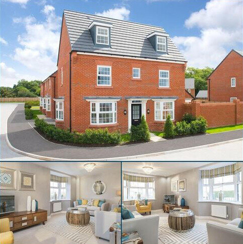 4 bedroom detached house for sale - Plot 192, HERTFORD at Lightfoot Meadows, Lightfoot Lane, Preston, PRESTON PR4