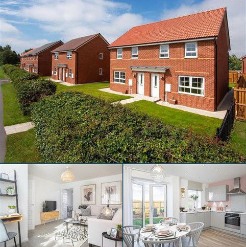 3 bedroom end of terrace house for sale - St Benedicts Way, Ryhope, SUNDERLAND