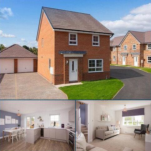 4 bedroom detached house for sale - Plot 60, Chester at Bedewell Court, Adair Way, Hebburn, HEBBURN NE31