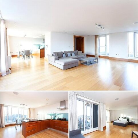 3 bedroom penthouse to rent - Baker Street, NW1