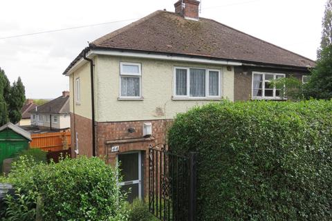 2 bedroom semi-detached house to rent - Halifax Drive, Leicester LE4