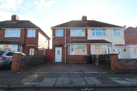 3 bedroom house to rent - Tiverton Avenue, Leicester, LE4