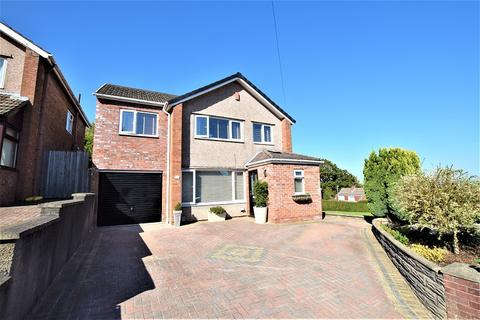 4 bedroom detached house for sale - Meadvale Road, Rumney, Cardiff. CF3 1UG
