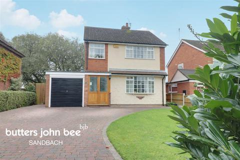 3 bedroom detached house for sale - Newtons Lane
