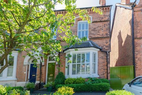 4 bedroom semi-detached house for sale - Melville Road, Edgbaston, Birmingham, B16 9LN