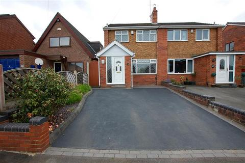 3 bedroom semi-detached house to rent - Brook Street, Wall Heath, DY6 0JH