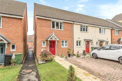 3 bedroom end of terrace house for sale - Skippetts Gardens, Basingstoke, Hampshire, RG21