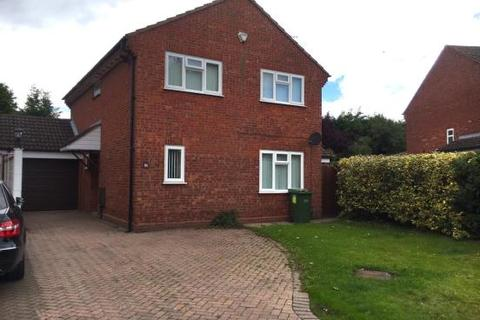 4 bedroom detached house to rent - Metchley Croft, Solihull B90