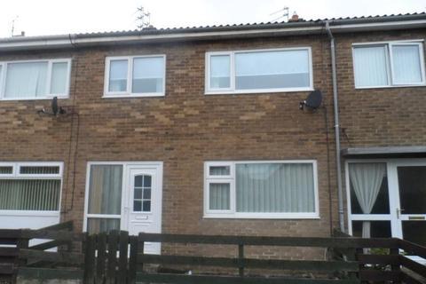 3 bedroom terraced house for sale - Rochester Close, Ashington, Northumberland, NE63 9RP