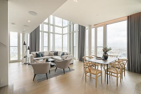 3 bedroom flat to rent - South Bank Tower, Upper Ground, Southbank, London, SE1