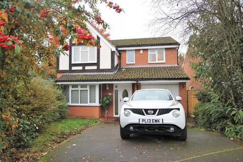 4 bedroom detached house for sale - 43 Waverley Way, WOKINGHAM, Berkshire