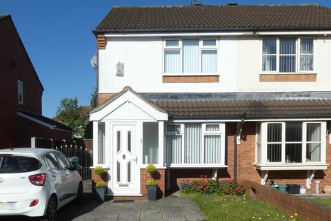3 bedroom semi-detached house for sale - Wokingham Grove, Huyton, Liverpool