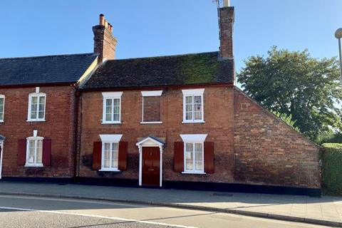 3 bedroom end of terrace house for sale - King Street, Wimborne, BH21 1DY