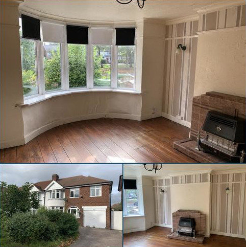 4 bedroom semi-detached house to rent - Chester Road, Birmingham B36