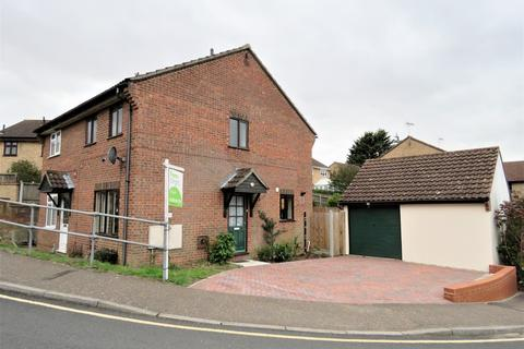 2 bedroom semi-detached house to rent - Keating Close, Lawford Dale