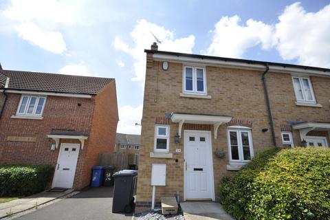 2 bedroom semi-detached house to rent - Alonso Close, Chellaston, Derby