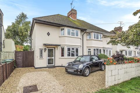 3 bedroom semi-detached house for sale - Rosamund Road, Wolvercote, Oxford, OX2