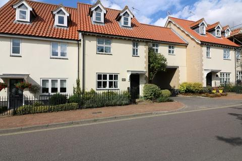 3 bedroom townhouse for sale - The Street, Rickinghall, Diss