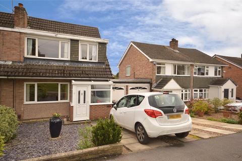 3 bedroom semi-detached house for sale - Woodlea Close, Yeadon, Leeds, West Yorkshire