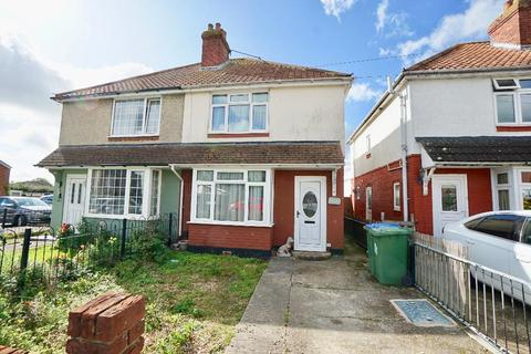 2 bedroom semi-detached house to rent - Ashby Road, Southampton, SO19 1DR