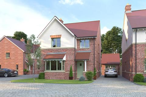 4 bedroom detached house for sale - Quarry Hill, Wilnecote, Tamworth, B77 5DA