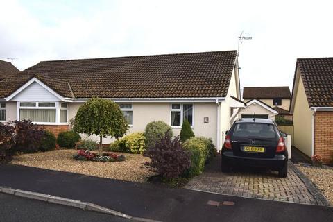 2 bedroom semi-detached bungalow for sale - 3 Iestyn Drive, Pencoed CF35 6SQ
