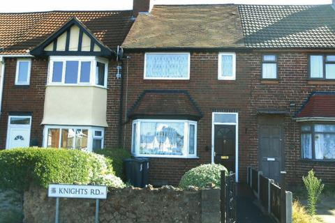 3 bedroom terraced house for sale - Knights Road, Tyseley, Birmingham, West Midlands, B11 3QB