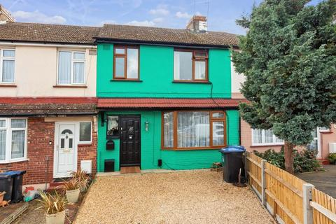 3 bedroom terraced house for sale - Monks Close, Lancing