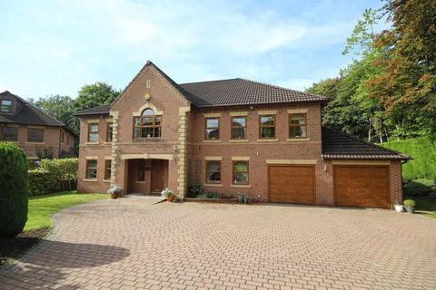 5 bedroom detached house for sale - RYEFIELD, Bury Road, Bamford, Rochdale OL11 4AU