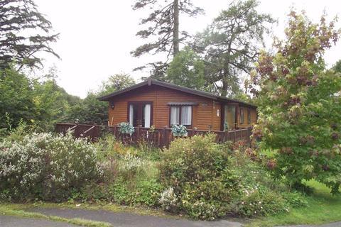 3 bedroom chalet for sale - Drws Y Ser, 30, The Orchard, Plas Dolguog, Machynlleth, Powys, SY20